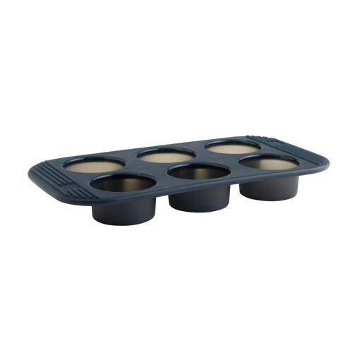 mastrad Muffinform »für 6 Muffins«
