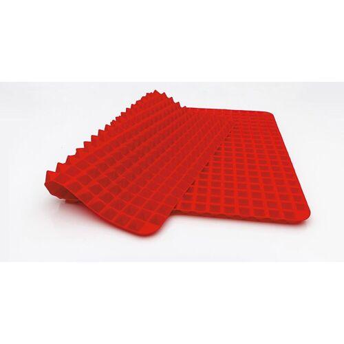 Think Kitchen Backmatte, Silikon (2-tlg), zusammenrollbar