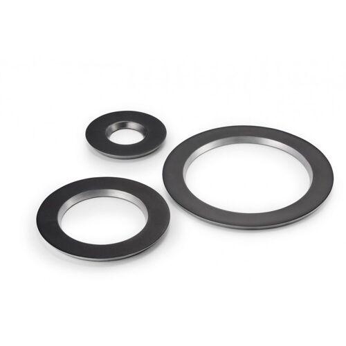 Philippi Topfuntersetzer Topfuntersetzer 3er-Set OFENRINGE, Größe der Ringe: 10, 15 und 20 cm