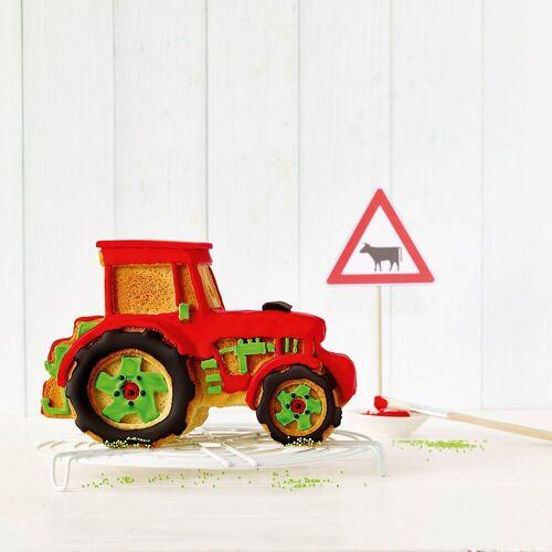 Birkmann Backform »3D-Vollbackform Kalle der Traktor«