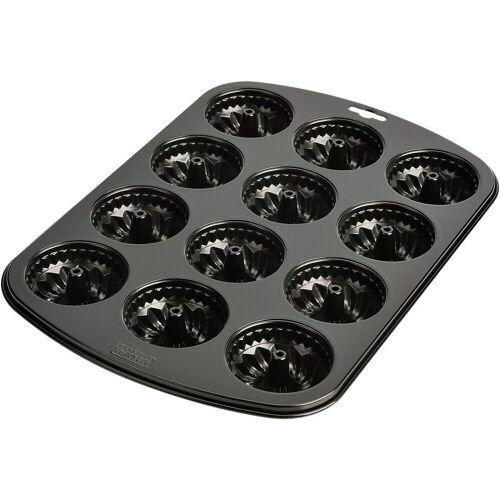 Kaiser Backformen Backform »Backform Muffin-Gugelhupfform, 12er«