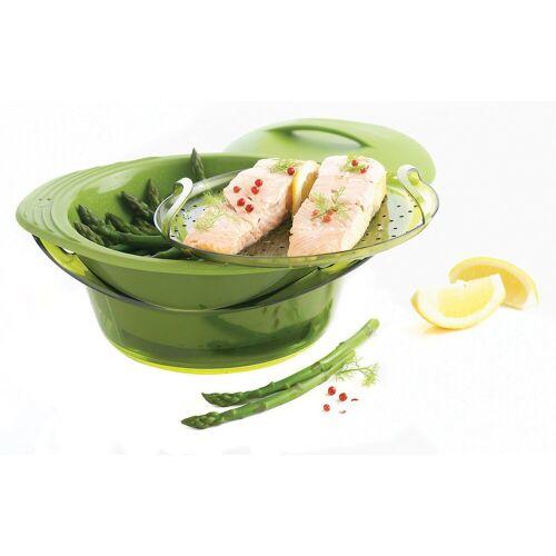 mastrad Küchenhelfer-Set »Silikon Dampfgarer«