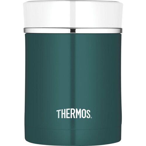 Thermos Thermobehälter »SLIPP«, Edelstahl, (1-tlg), 470 ml, grün