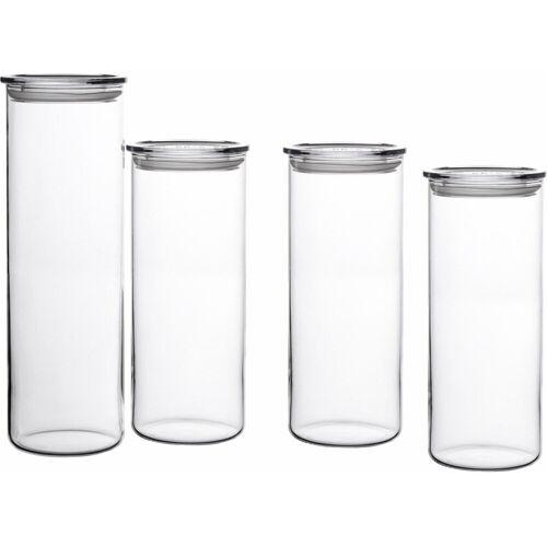 SIMAX Vorratsglas, Glas, (4-tlg)