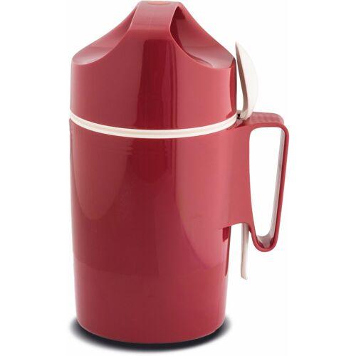 ROTPUNKT Thermobehälter »850«, Kunststoff, (1-tlg), 850 ml, rot