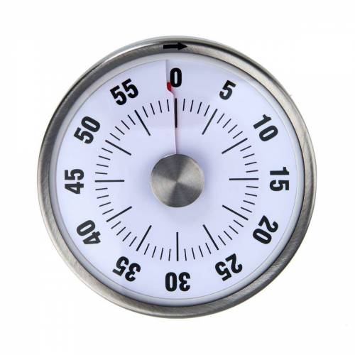 BUTLERS RIGHT ON TIME »Eieruhr magnetisch«, weiss