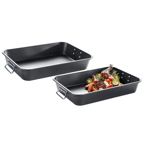 Elo - Meine Küche Auflaufform, Stahl, (2-St)