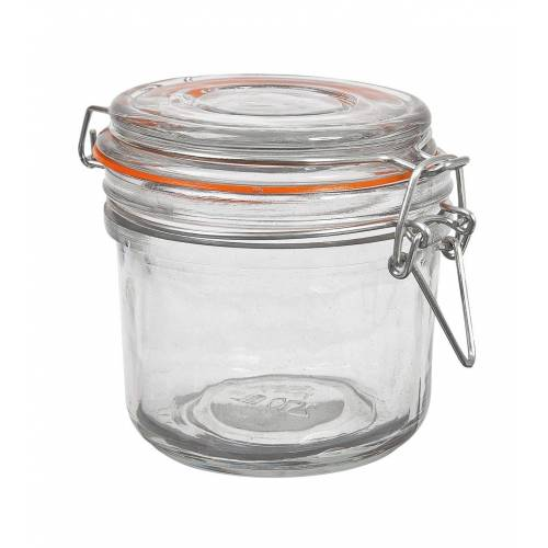 VBS Einmachglas »Vidro«, Glas, 8 cm hoch