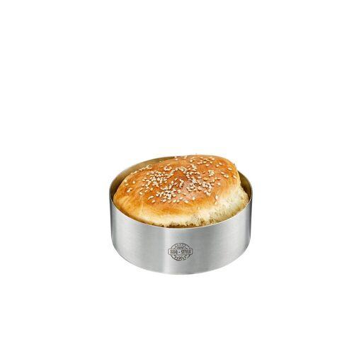 GEFU Backform »Burger-Ring BBQ«, (1-tlg), Burgerring