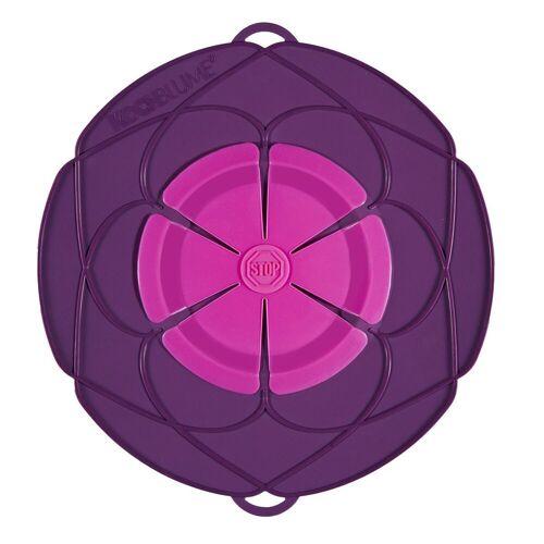 Kochblume Überkochschutz »Überkochschutz lila-pink 25.5 cm«
