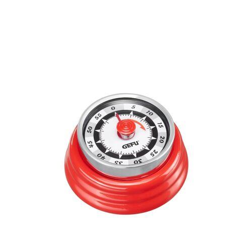 GEFU Küchentimer »Timer RETRO«, Rot