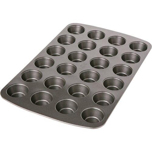 Birkmann Backform »Backblech Mini-Muffinförmchen, 24 Stück«