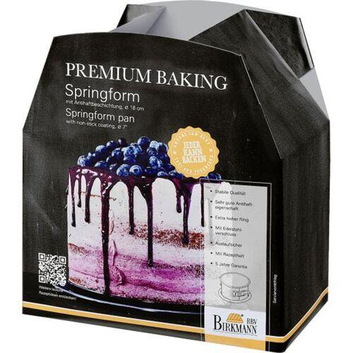 Birkmann Springform »Premium Baking Springform Hoher Rand 18 cm«