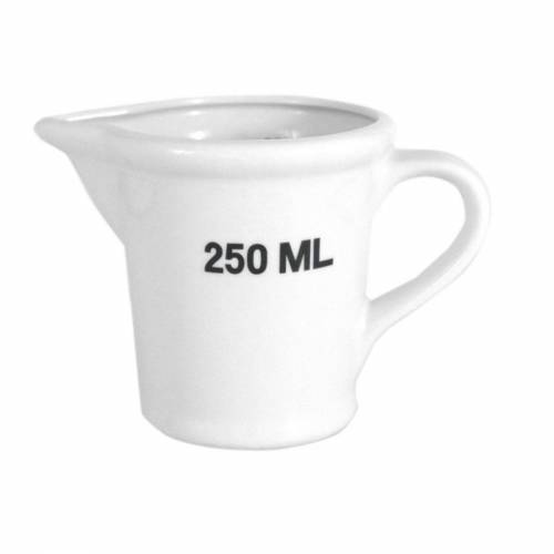 HTI-Living Messbecher »Messbecher 250ml Messbecher 250ml«, Porzellan, Messbecher