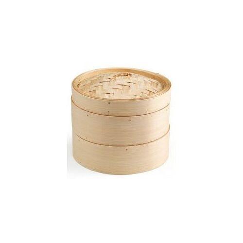 KEN HOM Dampfgartopf »KH506«, Bambus, Ø 20 cm, inkl. Rezeptideen