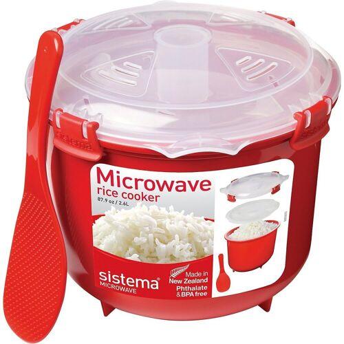 sistema Frischhaltedose »Mikrowellen-Reiskocher 2,6 l«