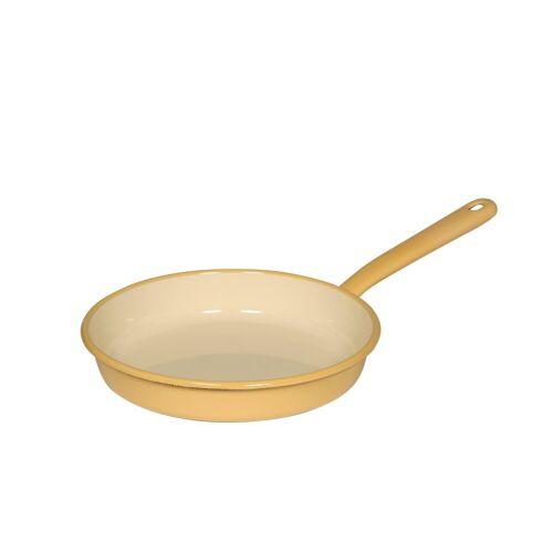 Riess Bratpfanne »Omelettpfanne Omelettpfanne«, Premium Email (1-tlg), perfekte Hitzeverteilung