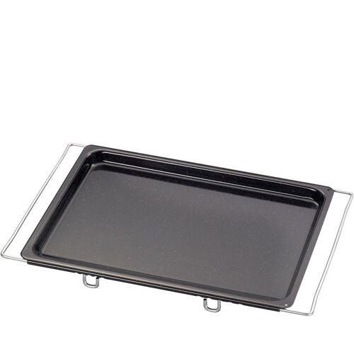 STÄDTER Backblech »Riess Backblech Multiflex Emaille«, emaille