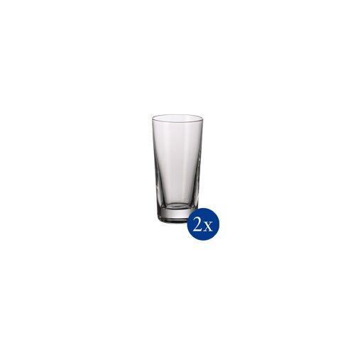 Villeroy & Boch Schnapsglas »PURISMO BAR Stamper Shot Schnaps Glas 2er Set«, Glas