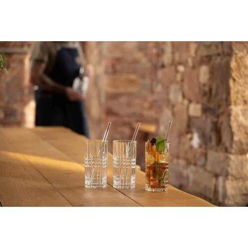 Nachtmann Longdrinkglas »Longdrink Gläser Set 9 teilig«, Kristallglas