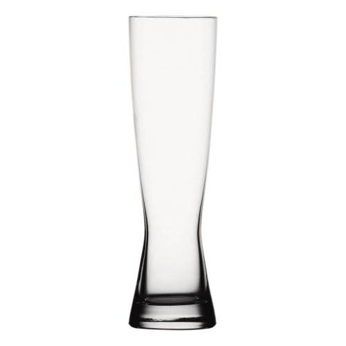 SPIEGELAU Bierglas »Vino Grande Weizenbierglas 380 ml«, Kristallglas