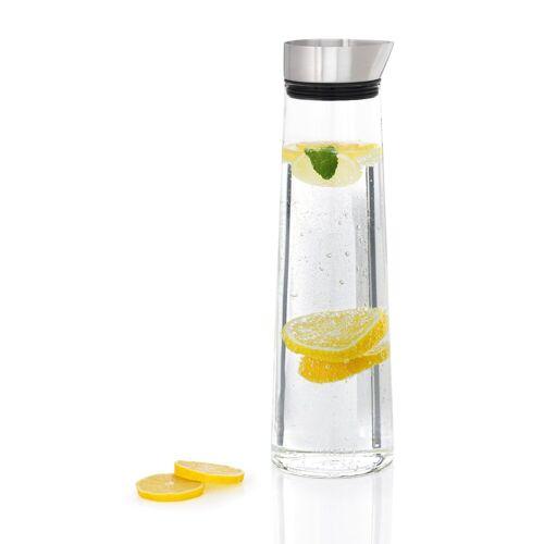 BLOMUS Wasserkaraffe »ACQUA«, Edelstahl matt, 1,5 Liter