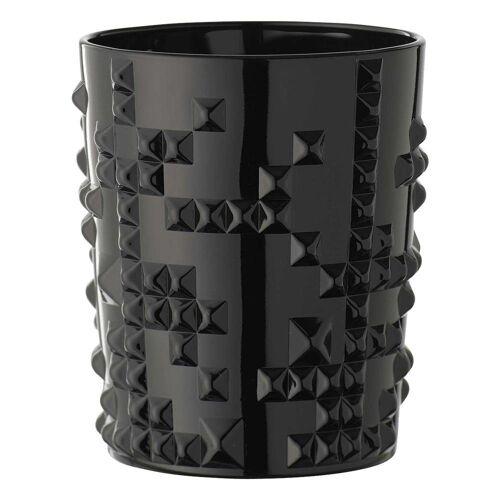 Nachtmann Becher »Punk Jet-Black«, Kristallglas