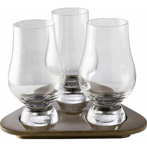 Stölzle Whiskyglas »Glencairn Glass«, Kristallglas, Höhe 11,5 cm, Inhalt 190 ml, 3-teilig