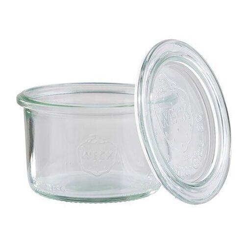 APS Einmachglas »Weck«, Glas, (Set, 12-tlg), spülmaschinengeeignet