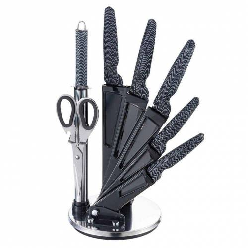 Michelino Messer-Set »Messerset 8 tlg. antihaft beschichtet« (8-tlg)