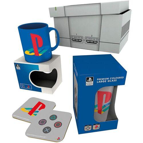 GB eye Geschirr-Set »PlayStation - Gift Box - Geschenk Set« (4-tlg)