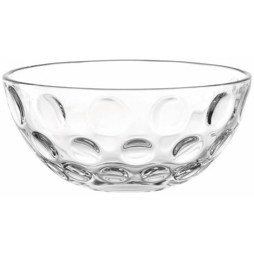 LEONARDO Schale »Cucina Optic«, Glas, (Set, 6-tlg), spülmaschinengeeignet