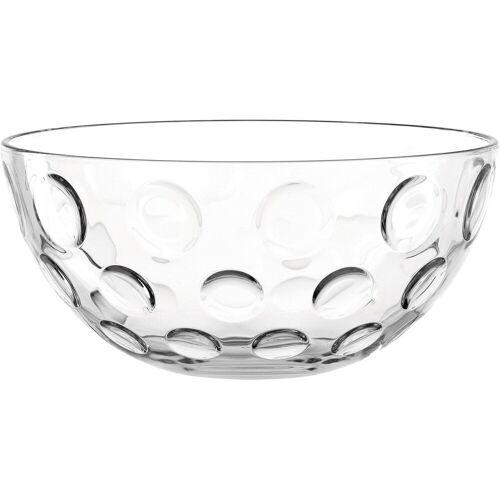 LEONARDO Schale »Cucina Optic«, Glas, (1-tlg), spülmaschinengeeignet