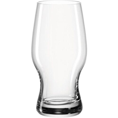 LEONARDO Bierglas »Taverna«, Glas, Inhalt 0,33 Liter, Höhe 15 cm, 8-teilig