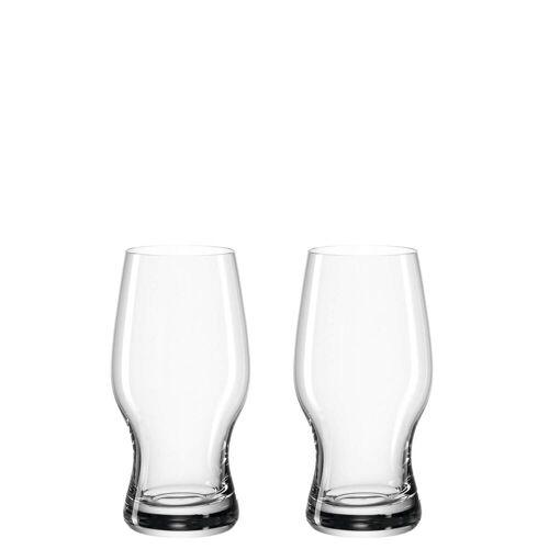LEONARDO Bierglas »Bierglas 2er Set Taverna«, Glas