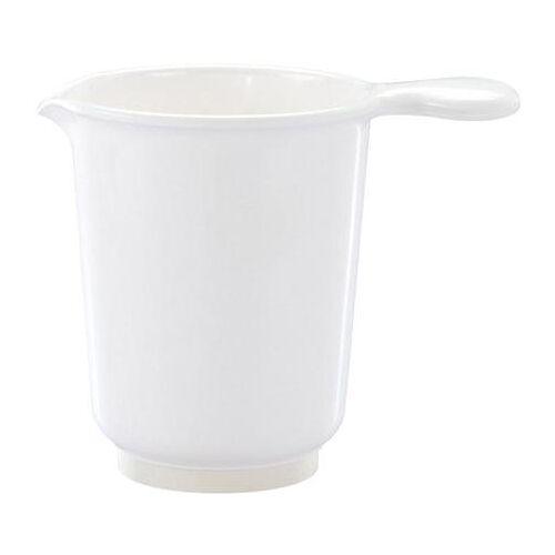 WACA Rührschüssel, Melamin, (Set, 2-tlg), 1.200 ml, weiß