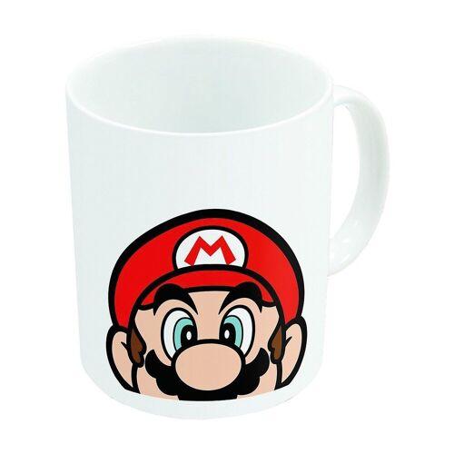 Super Mario Tasse »Becher weiss (325 ml)«