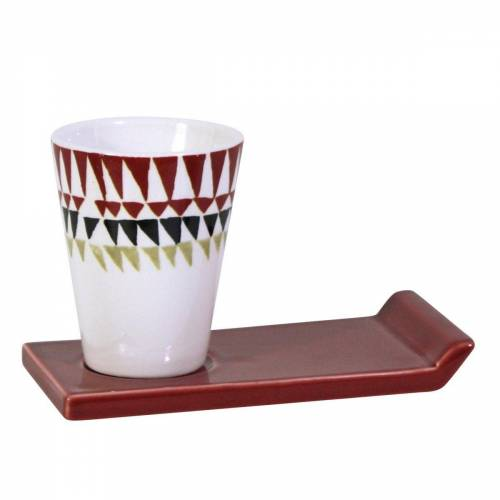 CULTDESIGN Becher »Glühwein Becher Retro«, Keramik