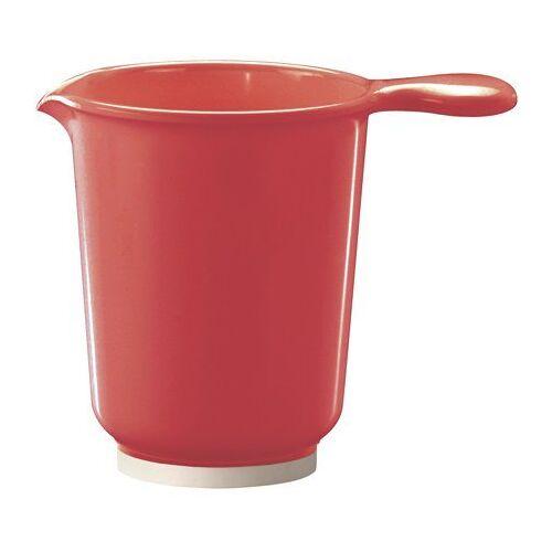 WACA Rührschüssel, Melamin, (Set, 2-tlg), 1.200 ml, rot