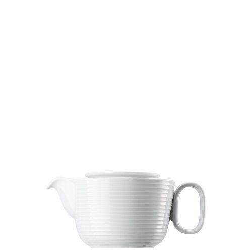Thomas Porzellan Teekanne »ONO Weiß Teekanne«, 0.8 l