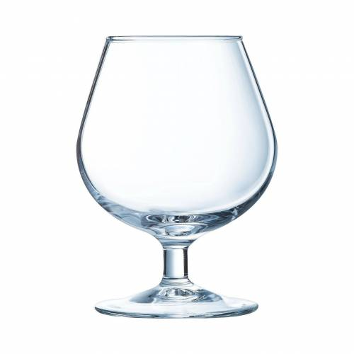 Arcoroc Cognacglas »Degustation«, Glas, Cognacschwenker Cognacglas 250ml Glas transparent 6 Stück