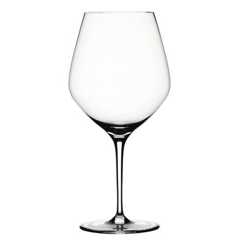 SPIEGELAU Gläser-Set »Authentis Rotwein-Ballon 4er Set«, Kristallglas