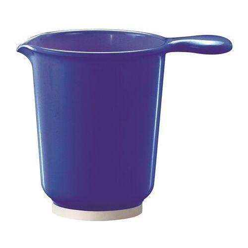 WACA Rührschüssel, Melamin, (Set, 2-tlg), 1.200 ml, blau
