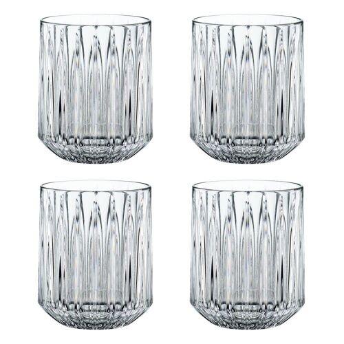 Nachtmann Gläser-Set »Jules Becher 4er Set 305 ml«, Kristallglas