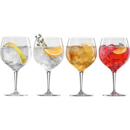 SPIEGELAU Gläser-Set »Gin Tonic«, Kristallglas, 4-teilig