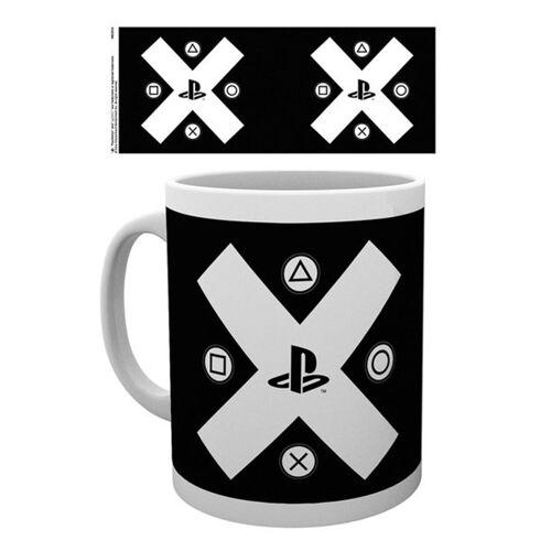 GB eye Tasse »PLAYSTATION - X - Tasse«, Keramik