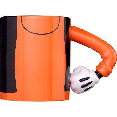 Tasse »Goofy 3D Arm«, Keramik