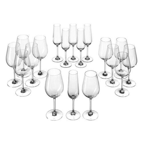 LEONARDO Glas »TIVOLI 18-tlg.«, Kristallglas