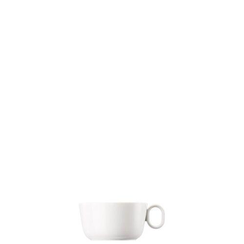 Thomas Porzellan Tasse »ONO Weiß Tee-Obertasse«, Porzellan