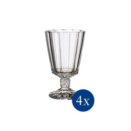 Villeroy & Boch Glas »Opéra Wasserkelch 4er Set«, Glas